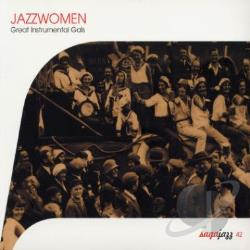Jazz Women: Great Instrumental Gals CD Cover Art