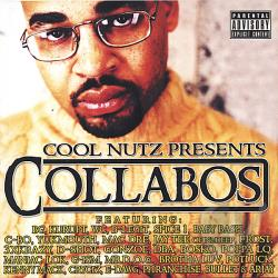 Nutz, Cool - Cool Nutz Presents Collabos CD Cover Art