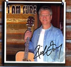 Furay, Richie - I Am Sure CD Cover Art