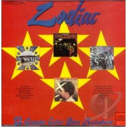 Orquesta Zodiac - 12 Grandes Exitos Para Bailadores CD Cover Art