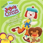 Jojo's Circus - Jojo's Circus CD Cover Art