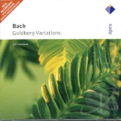 Bach, J.S - J.S. Bach: Goldberg Variations CD Cover Art
