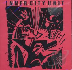 Inner City Unit - Punkadelic CD Cover Art