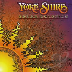 Yoke Shire - Solar Solstice CD Cover Art
