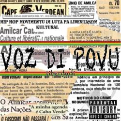 Voz Di Povu - Liberdadi CD Cover Art