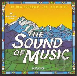 Sound of Music CD Cover Art