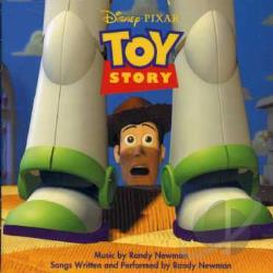 Toy Story - Toy Story CD Cover Art