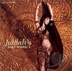 Jalilah - Raks Sharki, Vol. 4 CD Cover Art