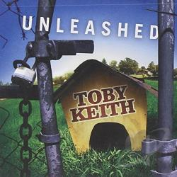 Keith, Toby - Unleashed CD Cover Art