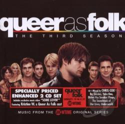 Queer as Folk: The Third Season CD Cover Art