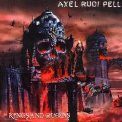 Pell, Axel Rudi - Kings & Queens CD Cover Art