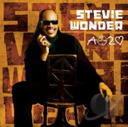 Wonder, Stevie - Time to Love CD Cover Art