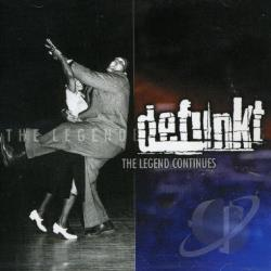 Defunkt - Legend Continues CD Cover Art