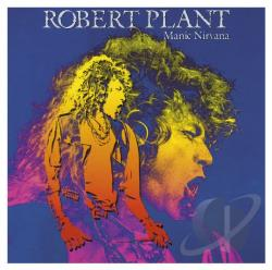 Plant, Robert - Manic Nirvana CD Cover Art