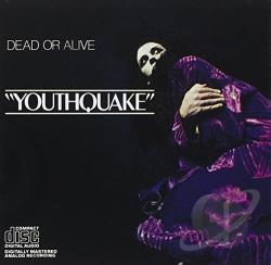 Dead Or Alive - Youthquake CD Cover Art