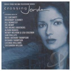 Crossing Jordan CD Cover Art