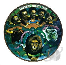 Spinners - Mighty Love CD Cover Art