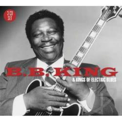 King, B.B. - B.B. King & Kings of the Electric Blues CD Cover Art