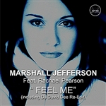 Jefferson, Marshall - Feel Me DB Cover Art