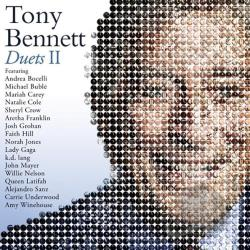Bennett, Tony - Duets II LP Cover Art