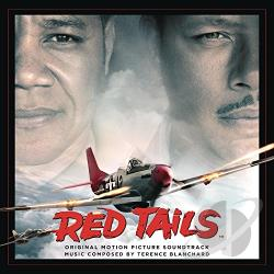 Red Tails CD Cover Art