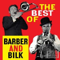 Barber, Chris / Bilk, Acker - Best of Barber and Bilk, Vol. 1 CD Cover Art