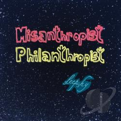 Sleep.Shy - Misanthropist Philanthropist CD Cover Art