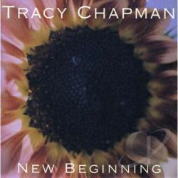 Chapman, Tracy - New Beginning CD Cover Art
