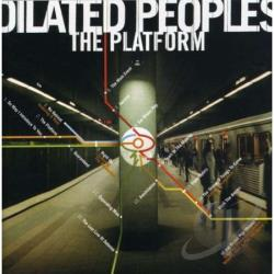Dilated Peoples - Platform CD Cover Art