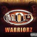 M.O.P. - Warriorz CD Cover Art