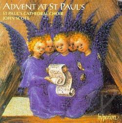 St. Paul's Cathedral - Advent at St. Paul's CD Cover Art