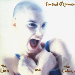 O'Connor, Sinead - Lion and the Cobra CD Cover Art