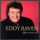 Raven, Eddy - 20 Favorites CD Cover Art