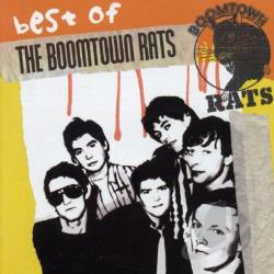 Boomtown Rats - Best Of The Boomtown Rats CD Cover Art