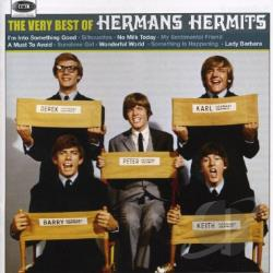 Herman's Hermits - Very Best Of Herman's Hermits CD Cover Art