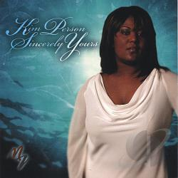 Person, Kim - Sincerely Yours CD Cover Art