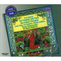 Janacek / Jedlicka / Lpo / Mackerras / Popp - Janacek: The Cunning Little Vixen CD Cover Art