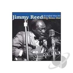 Reed, Jimmy - Big Boss Man CD Cover Art