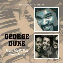 Duke, George - From Me To You CD Cover Art