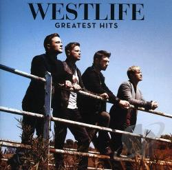 Westlife - Greatest Hits CD Cover Art