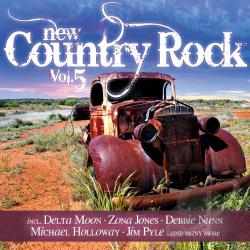 New Country Rock, Vol. 5 CD Cover Art