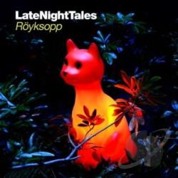 Royksopp - LateNightTales CD Cover Art