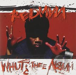 Redman - Whut? Thee Album CD Cover Art