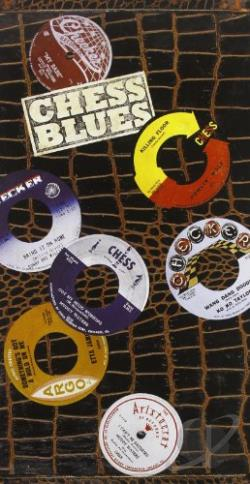 Chess Blues CD Cover Art