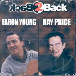 Young, Faron - Back to Back CD Cover Art
