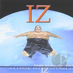 Kamakawiwo'ole, Israel - Alone in IZ World CD Cover Art