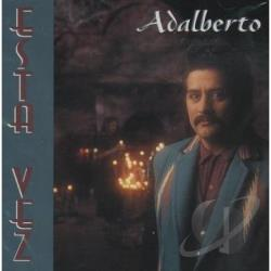 Adalberto - Esta Vez CD Cover Art