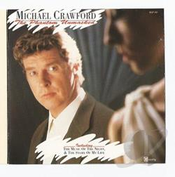 Crawford, Michael - Phantom Unmasked CD Cover Art