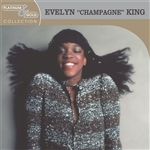 King, Evelyn Champagne - Platinum & Gold Collection CD Cover Art