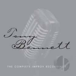 Bennett, Tony - Complete Improv Recordings CD Cover Art